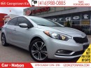 Used 2016 Kia Forte 2.0L SX | NAVI | SUNROOF | LEATHER | BACK UP CAM for sale in Georgetown, ON