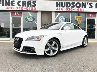 Used 2012 Audi TT 2.0T S Line for sale in North York, ON