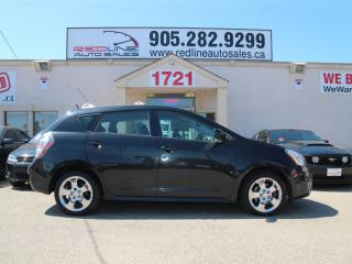 Used 2010 Pontiac Vibe AWD, WE APPROVE ALL CREDIT for sale in Mississauga, ON