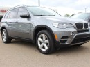 Used 2012 BMW X5 XDRIVE35i, TWIN TURBO 300HP!! HEATED WHEEL, PANORAMIC SUNROOF, HEATED FRONT/REAR SEATS, NAVI, BACKUP CAM, AUX/USB for sale in Edmonton, AB