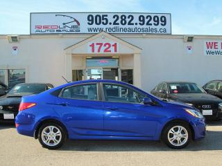 Used 2012 Hyundai Accent Alloys, WE APPROVE ALL CREDIT for sale in Mississauga, ON