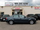 Used 2009 Audi A4 Quattro, Sunroof, WE APPROVE ALL CREDIT for sale in Mississauga, ON