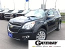Used 2012 Chevrolet Equinox 2LT|LEATHER|NAVI|BLUETOOTH|REMOT STARTER| for sale in Brampton, ON