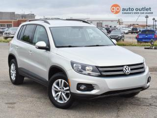 Used 2014 Volkswagen Tiguan Trendline 4dr All-wheel Drive 4MOTION for sale in Edmonton, AB