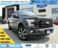Used 2016 Ford F-150 XLT | REAR CAM | TONNEAU COVER | LEATHER | 4X4 | for sale in Brantford, ON