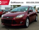 Used 2014 Ford Focus Titanium 4dr Hatchback for sale in Edmonton, AB