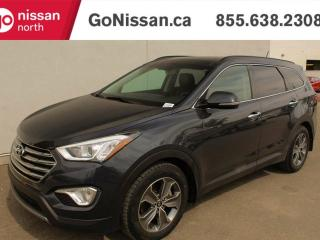 Used 2015 Hyundai Santa Fe XL LEATHER, NAVIGATION, 7 PASSENGER for sale in Edmonton, AB