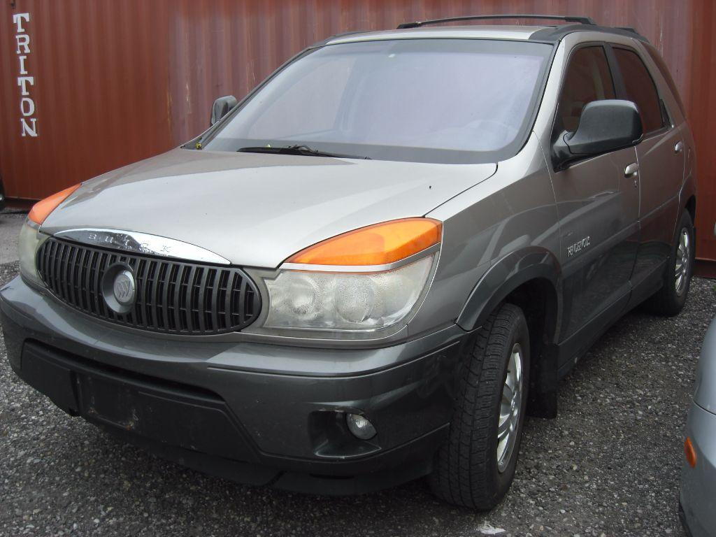 used 2002 buick rendezvous cx for sale in london ontario. Black Bedroom Furniture Sets. Home Design Ideas