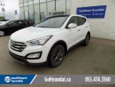 Used 2013 Hyundai Santa Fe Sport Moonroof/Leather/Heated Seats for sale in Edmonton, AB