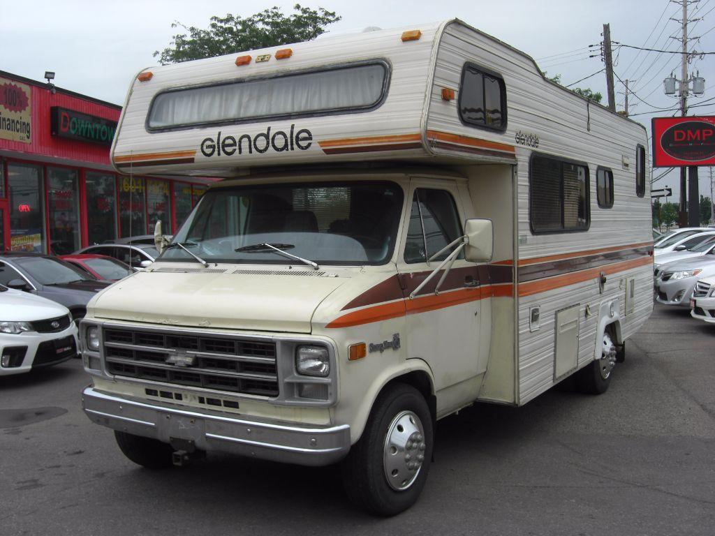 Jeep Chrysler Dodge Of Ontario >> Used 1979 Chevrolet C30/K30 Glendale Motorhome for Sale in London, Ontario | Carpages.ca