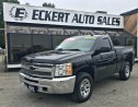Used 2012 Chevrolet Silverado 1500 LS REGULAR CAB 4X4 for sale in Barrie, ON