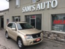 Used 2008 Suzuki Grand Vitara JX for sale in Hamilton, ON
