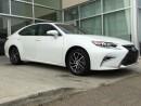 Used 2016 Lexus ES 350 NAVIGATION/HEATED AND COOLED SEATS/HEATED WHEEL/BLIND SPOT for sale in Edmonton, AB