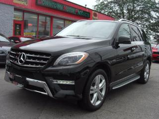 Used 2013 Mercedes-Benz ML 350 ML 350 BlueTEC Premium *Nav* AWD for sale in London, ON