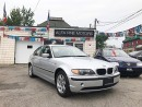 Used 2004 BMW 3 Series 325xi PREMIUM PKG AWD ((CERTIFIED)) for sale in Hamilton, ON