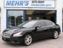 Used 2013 Nissan Maxima 3.5 SV Loaded Leather Sunroof No Accident for sale in Scarborough, ON