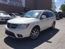 Used 2015 Dodge Journey R/T - AWD - 7 PASSENGER - LEATHER - REVERSE CAM for sale in Aurora, ON