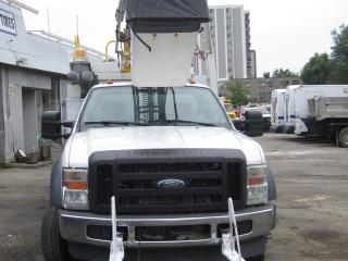Used 2008 Ford F-550 ladder bucket for sale in North York, ON