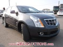 Used 2010 Cadillac SRX PERFORMANCE 4D UTILITY AWD for sale in Calgary, AB