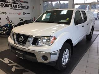 Used 2012 Nissan Frontier for sale in Coquitlam, BC
