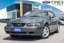 Used 2004 Ford Mustang V6, LEATHER, ANNIV, LOW MILEAGE! for sale in Bolton, ON
