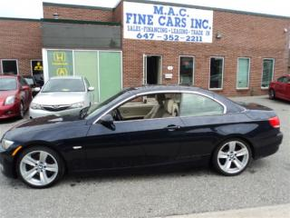 Used 2009 BMW 335i i - CERTIFIED - SPORT PKG. for sale in North York, ON