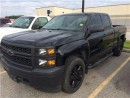 Used 2015 Chevrolet Silverado 1500 WT 4X4 BLACK-OUT EDITION!!! for sale in Orillia, ON