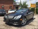 Used 2013 Mercedes-Benz E-Class AWD*Cpe*RedLeather, Navi, PanoramaRoof&MBWarranty* for sale in York, ON