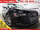 Used 2015 Audi S5 3.0T Technik| CONVERTIBLE| RED LEATHER| AWD| NAVI| for sale in Burlington, ON