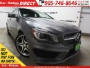 Used 2014 Mercedes-Benz CLA-Class 250 4MATIC| NAVI| LEATHER| SUNROOF| for sale in Burlington, ON