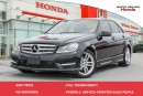 Used 2012 Mercedes-Benz C-Class C250 4MATIC for sale in Whitby, ON