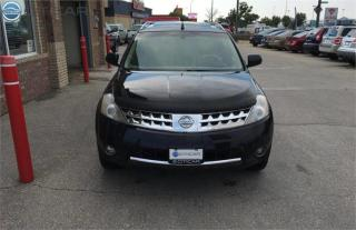 Used 2006 Nissan Murano SL for sale in Winnipeg, MB
