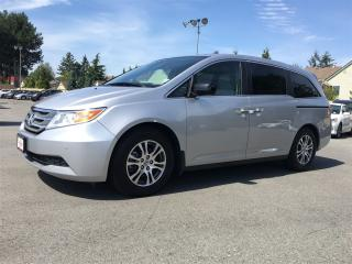 Used 2013 Honda Odyssey EX-L for sale in Surrey, BC
