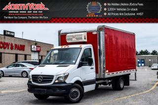 Used 2016 Mercedes-Benz Sprinter Chassis-Cabs AirConditionedBox|Bluetooth|PwrWndws for sale in Thornhill, ON