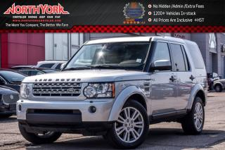 Used 2013 Land Rover LR4 4x4|Leather|Parking Sensors|HTD Frnt Seats|Air Susp.|19