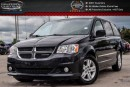 Used 2012 Dodge Grand Caravan Crew Plus|DVD|Backup Cam|Bluetooth|Pwr Sliding doors & Liftgate|17