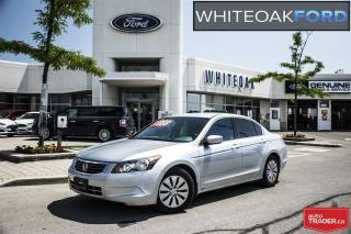 Used 2008 Honda Accord LX for sale in Mississauga, ON