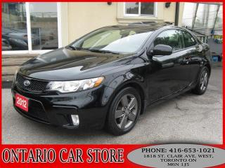 Used 2012 Kia Forte Koup EX SUNROOF BLUETOOTH for sale in Toronto, ON