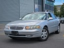 Used 2002 Buick Regal AUTO LEATHER ROOF! for sale in Scarborough, ON