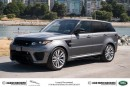 Used 2016 Land Rover Range Rover Sport V8 Supercharged SVR for sale in Vancouver, BC