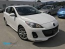 Used 2013 Mazda MAZDA3 GT HB A/T Local Bluetooth AUX Navi Lether Sunroof Bose Audio Heated Seats TCS ABS for sale in Port Moody, BC