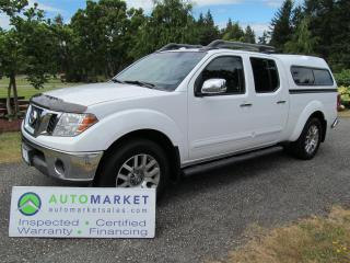 Used 2012 Nissan Frontier SL, 4X4, Leath, Roof, Warr for sale in Surrey, BC