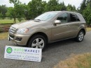 Used 2009 Mercedes-Benz ML 350 ML350, 4MATIC, NAV, INSP, WARR for sale in Surrey, BC