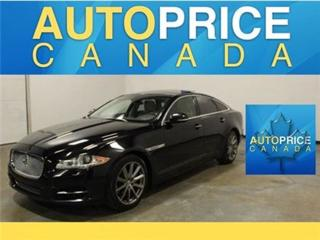 Used 2011 Jaguar XJ XJ PANORAMIC ROOF NAVIGATION for sale in Mississauga, ON