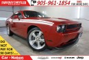 Used 2013 Dodge Challenger R/T| LEATHER| SUNROOF| SIRIUSXM| HID| for sale in Mississauga, ON