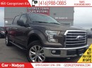 Used 2016 Ford F-150 XLT XTR | NAVI | CREW | 5.0L V8 | BACK UP CAM for sale in Georgetown, ON
