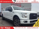 Used 2016 Ford F-150 XLT SPORT | NAVI | CREW CAB | 4X4 | 2.7L V6 | for sale in Georgetown, ON