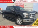 Used 2015 Ford F-150 XLT | CREW CAB | 4X4 | 2.7L V6 | for sale in Georgetown, ON