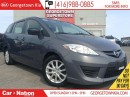 Used 2010 Mazda MAZDA5 GS | 6 PASS | ALLOY WHEELS | POWER GROUP for sale in Georgetown, ON