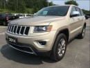 Used 2014 Jeep Grand Cherokee Limited - Nav - Heated Leather for sale in Norwood, ON
